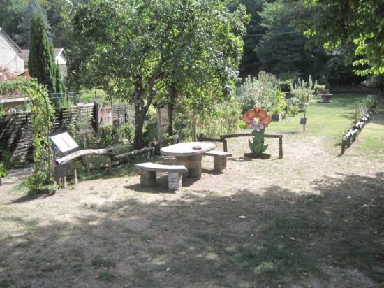 Jardin à Vertrieu
