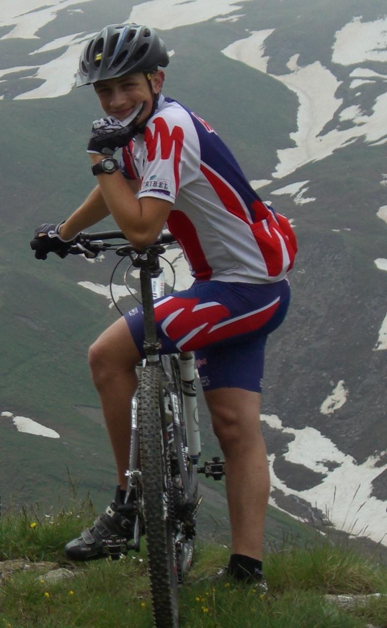 Maillot cuisard cycliste